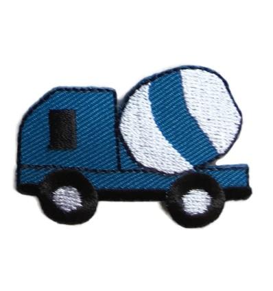 toppa ricamata camion